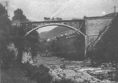 alte Eisenbogenbrücke