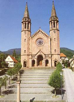 Katholische Kirche Forbach